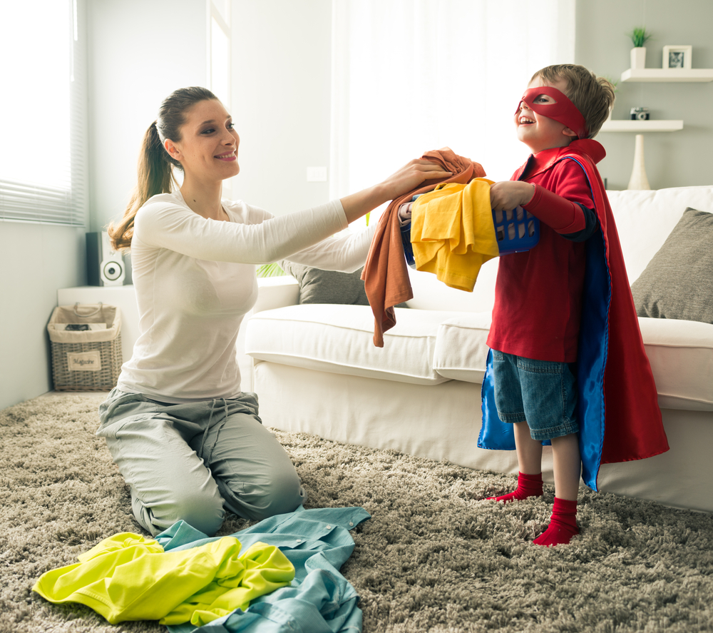Los deberes de los ni os en casa wiwi juguetes - Juguetes en casa ...