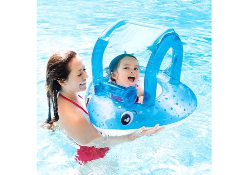 Salvavidas mantarraya andadera acu tica wiwi inflables for Accesorios para piscinas inflables
