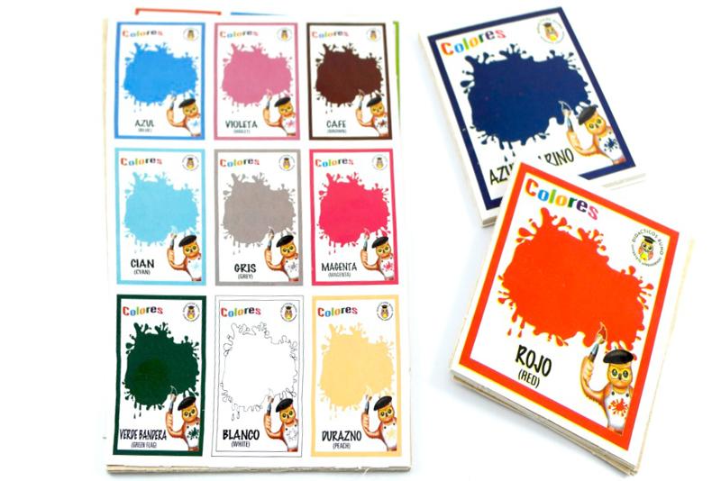 Colores Para De Nios. Fabulous Habitacion Infantil De Colores With ...