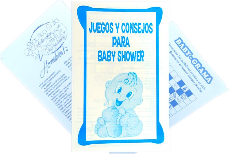 Baby shower 12 juegos wiwi fiestas de mayoreo wiwi for Novedades para baby shower